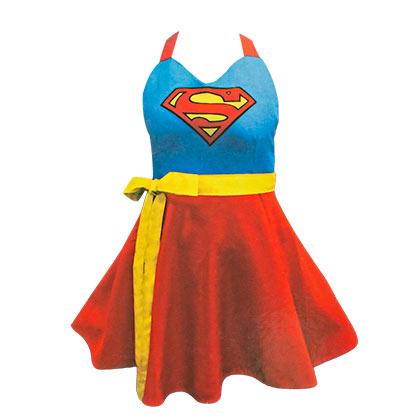 kleid-supergirl