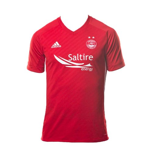 Image of Maglia Aberdeen 2017-2018 Home