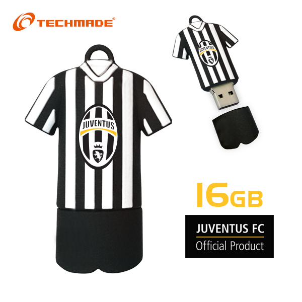 Image of Techmade Pendrive Ufficiale Juventus 16 Gb