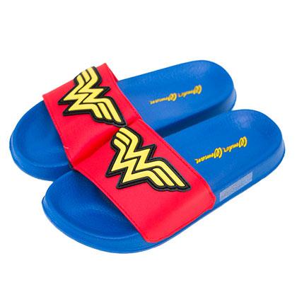 Claquettes Wonder Woman