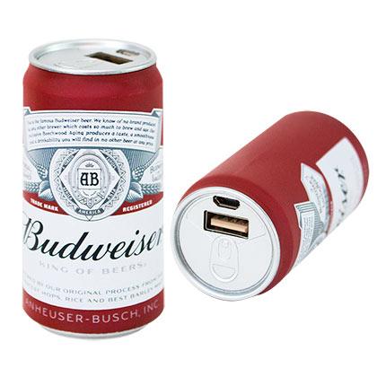 Image of Powerbank Budweiser