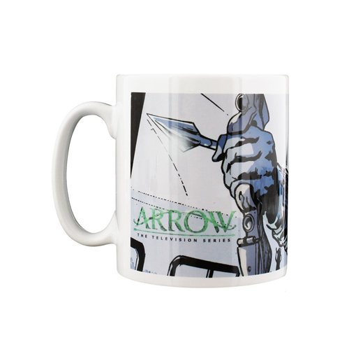 Image of Arrow - Comic Strip (Tazza)