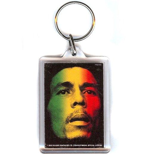 Image of Bob Marley - Face (Portachiavi)