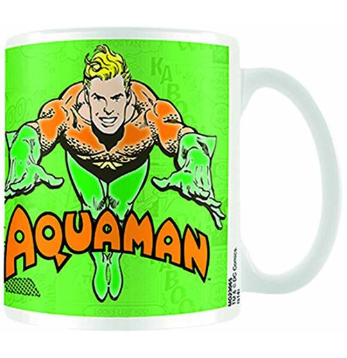 Image of Dc Originals - Aquaman - Whoom (Tazza)