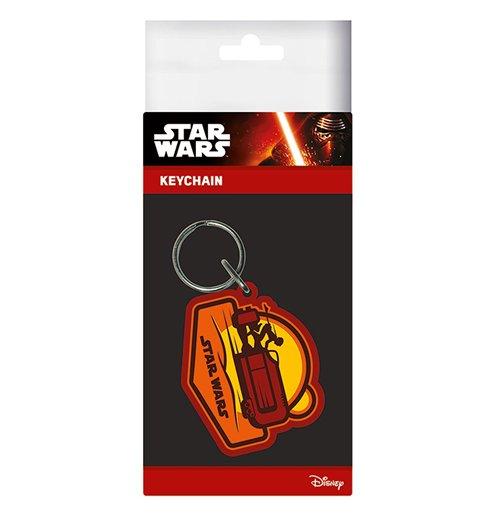 Image of Star Wars The Force Awakens - Rey Speeder (Portachiavi)