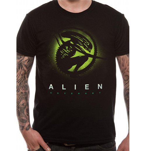Image of Alien Covenant - Silhouette (T-SHIRT Unisex )