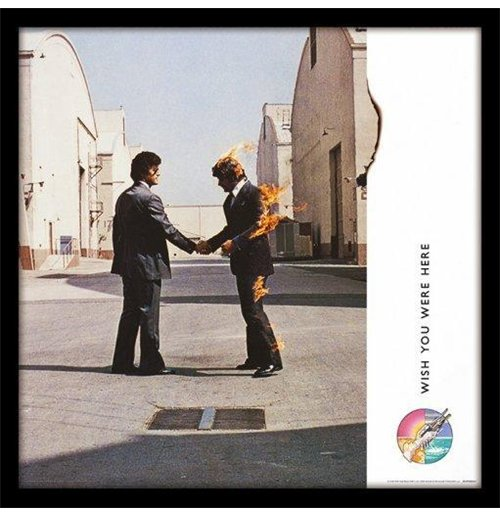 Image of Pink Floyd - Wish You Were Here (Cornice Cover Lp)