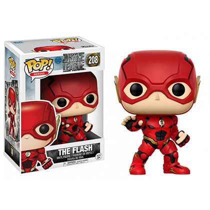 Image of Action figure Flash