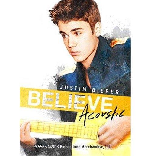 Image of Justin Bieber - Acoustic (Portachiavi)