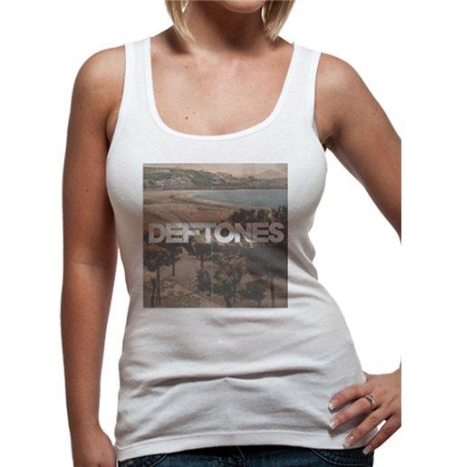 Image of Deftones - Landscape (fitted Vest Unisex )