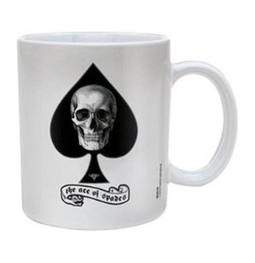 Image of Ace Of Spades (Tazza)