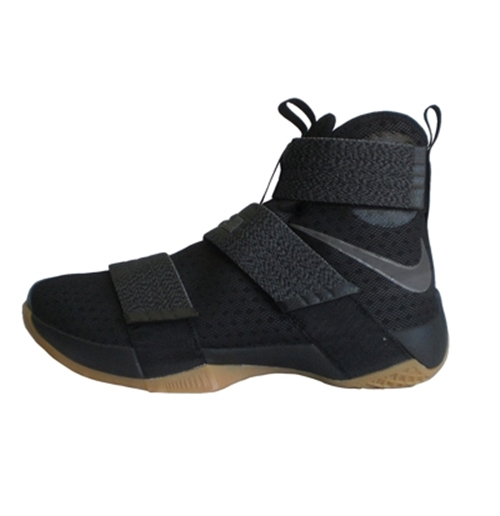 Image of Lebron James Soldier 10 Scarpa Basket Alta