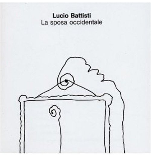 Vinil Lucio Battisti - La Sposa Occidentale