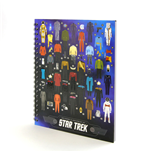 star-trek-premium-notizbuch-uniforms-equipment-of-star-trek