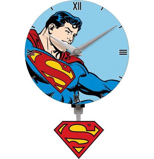Image of Orologio da parete Superman 274384