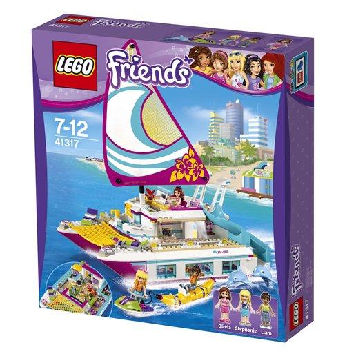 Image of Lego 41317 - Friends - Il Catamarano