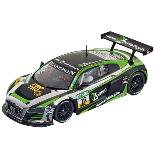 Image of Carrera Slot - Audi R8 Lms Yaco Racing No. 16 2015 1:24
