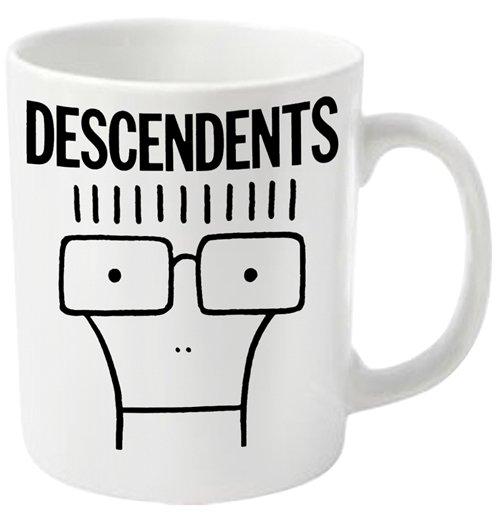 Image of Descendents - Milo White (Tazza)