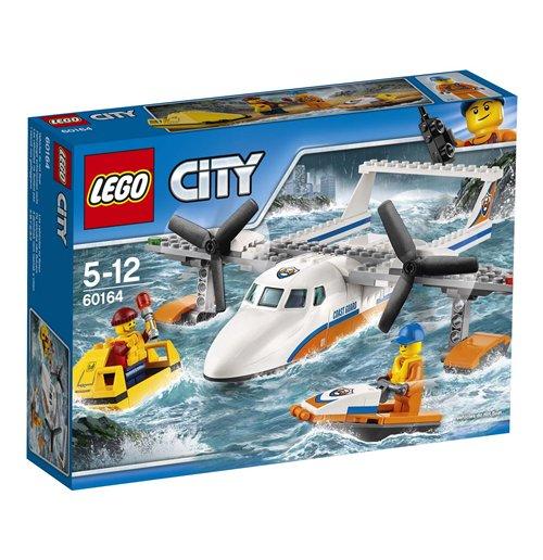Image of Lego 60164 - City - Idrovolante Di Salvataggio