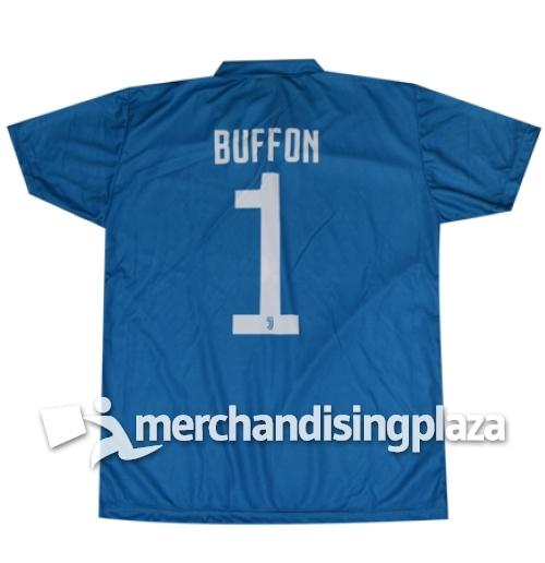 Image of Maglia Juventus ufficiale Buffon 1 replica stagione 2017-18
