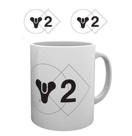 Image of Destiny 2 - Logo (Tazza)