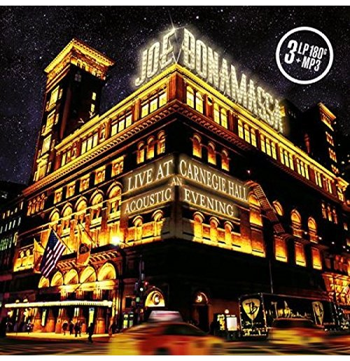 Vinil Joe Bonamassa - Live At Carnegie Hall - An Acoustic Evening (3 Lp)
