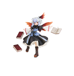 touhou-project-statue-the-youkai-who-read-a-book-16-cm