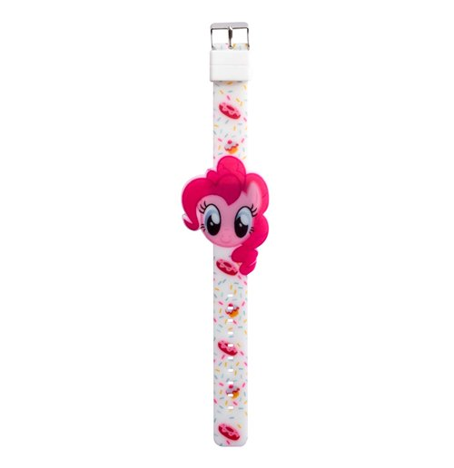 Image of My Little Pony - Pinkie Pie - Orologio Led In Silicone 3X8X27 Cm