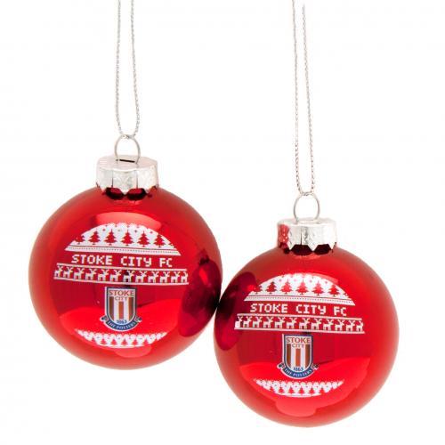 Image of Decorazioni natalizie Stoke City 277657