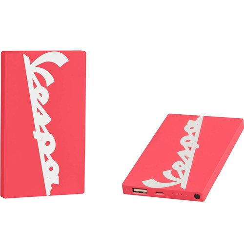 Image of Vespa - Berry - Power Bank 4000 mAh