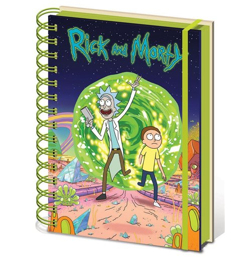 Image of Agenda Rick and Morty 278472
