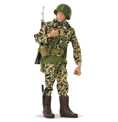Image of Action figure Action Man 278492
