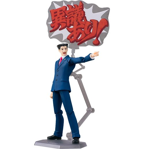 Image of Action figure Ace Attorney 278493
