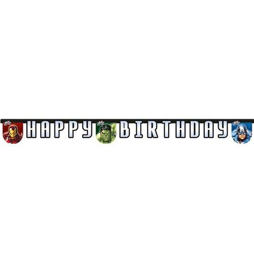 Complementos para festas The Avengers 279100