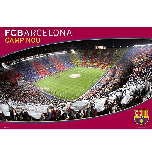Image of Barcelona - Nou Camp (Poster Maxi 61x91,5 Cm)