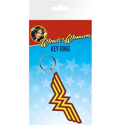 Image of Wonder Woman - Logo (Portachiavi)