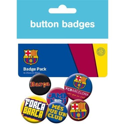 Image of Barcelona - Crests (Badge Pack)