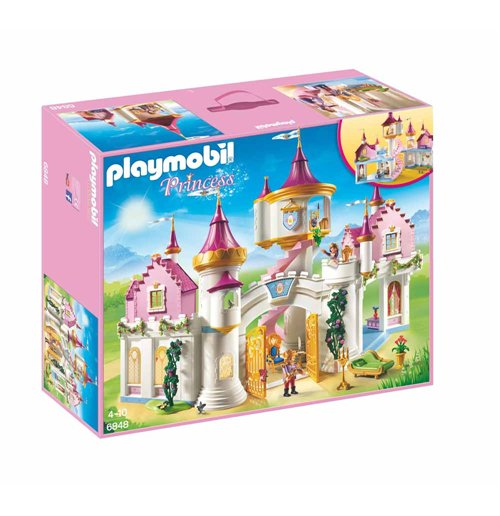 Image of Playmobil 6848 - Principesse - Castello Della Principessa