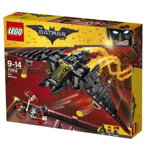 Image of Lego 70916 - Batman Movie - The Batwing
