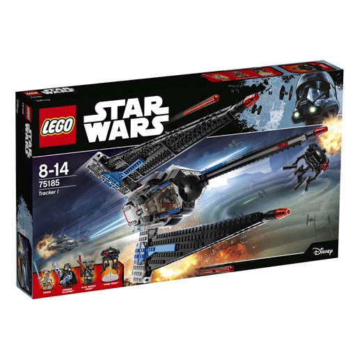 Image of Lego 75185 - Star Wars - Tracker I
