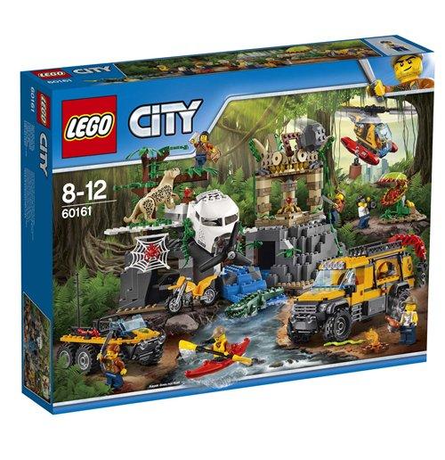Image of Lego 60161 - City - Sito Di Esplorazione Nella Giungla