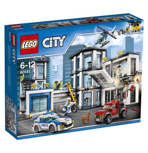 Image of Lego 60141 - City - Polizia - Stazione Di Polizia