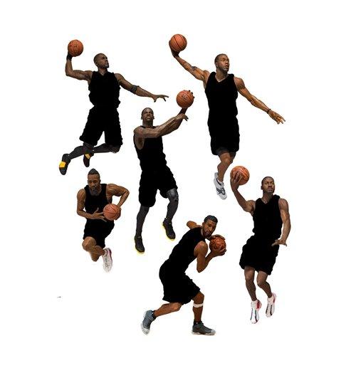 Image of Action figure NBA 280682