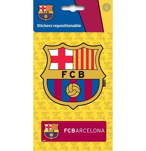 Image of Barcellona mini adesivo logo