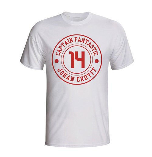 Image of T-shirt Ajax (Bianco)