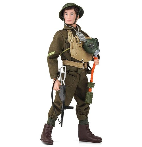 Image of Action figure Action Man 282266