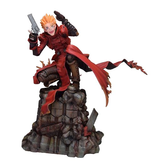 Image of Action figure Trigun 282331
