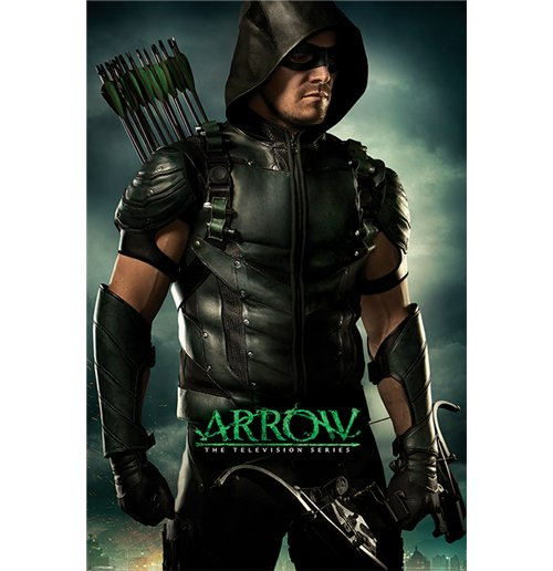 Image of Arrow - Aim Higher (Poster Maxi 61X91,5 Cm)