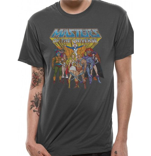 Image of HE-MAN - Man - Masters Of The Universe (T-SHIRT Unisex )