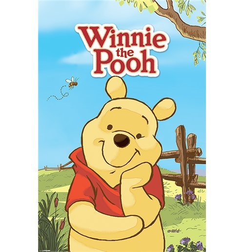 Image of Winnie The Pooh - Pooh (Poster Maxi 61X91,5 Cm)